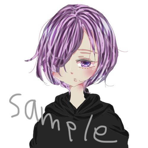 SNS用アイコン作成します!!