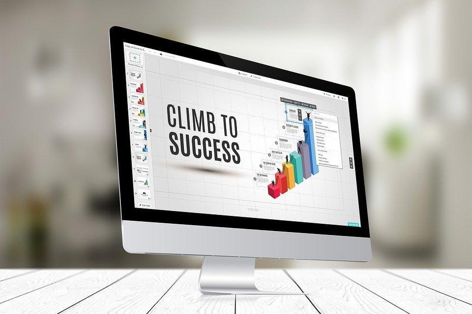 PowerPoint資料をブラッシュアップします 文字や図の配置を整えて見やすいレイアウトに イメージ1