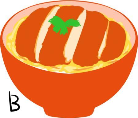 食べもののイラスト作成します 鮮やかな色の食べ物イラストをお求めの方に。