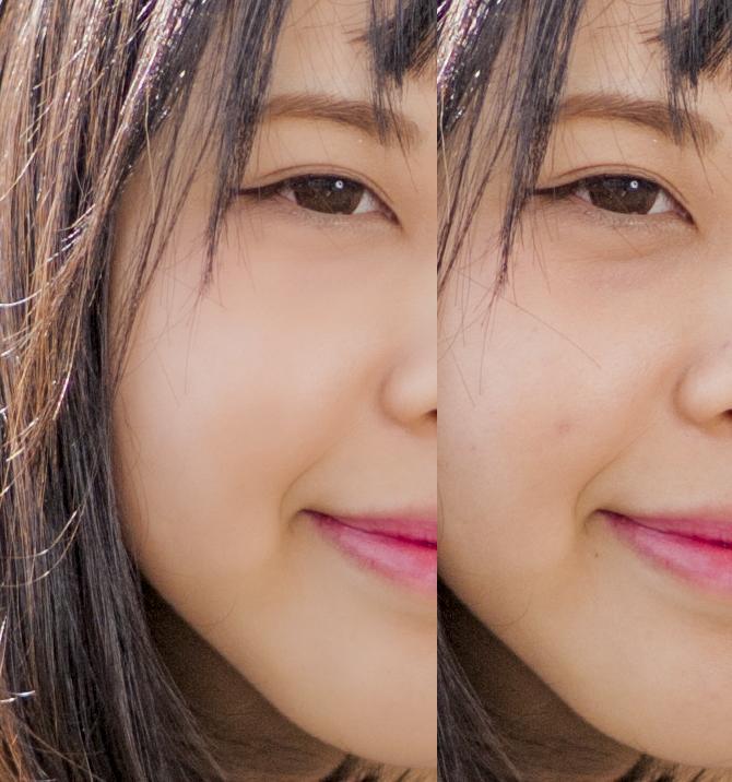 写真のレタッチ・修正します 人物のお肌が気になるあなたへ。背景白抜きしたいあなたへ