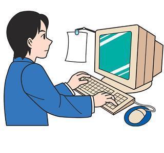 会計ソフトなどに入力します 経理専属の在宅作業従業員になります イメージ1