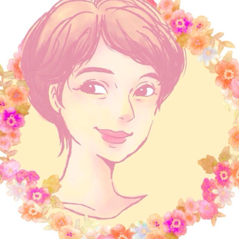 年賀状にも♡ポップでキュートな似顔絵描きます SNSのアイコンや年賀状用にいかがですか?♡