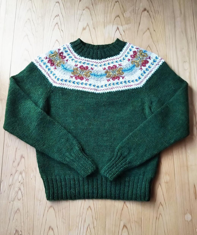 お好みのサイズに調整した編み図を作成します ウエアを編みたいけどサイズ調整が…というあなたをサポート。
