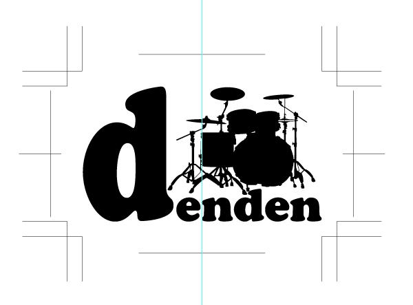 オリジナルブランドモチーフロゴデザイン描きます オリジナルブランドやお店のモチーフロゴデザイン製作いたします