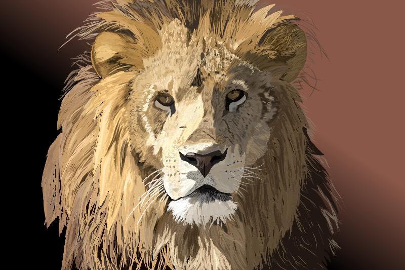 動物のイラストをお描きます 【即日対応】温かみある動物の絵をお描きします。
