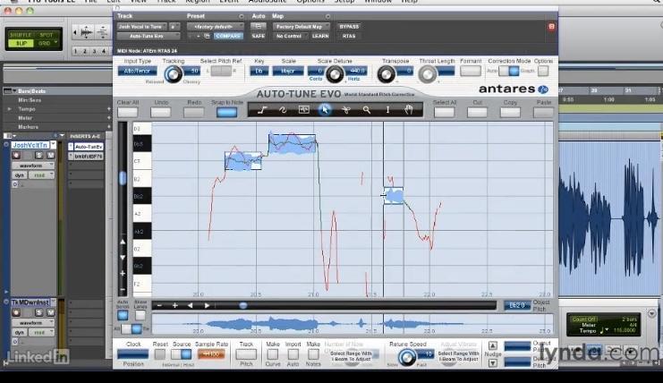 30秒:500円〜ボーカルのピッチ修正承ります 最短数時間〜半日!!物量に応じてフレキシブルに対応致します。 イメージ1