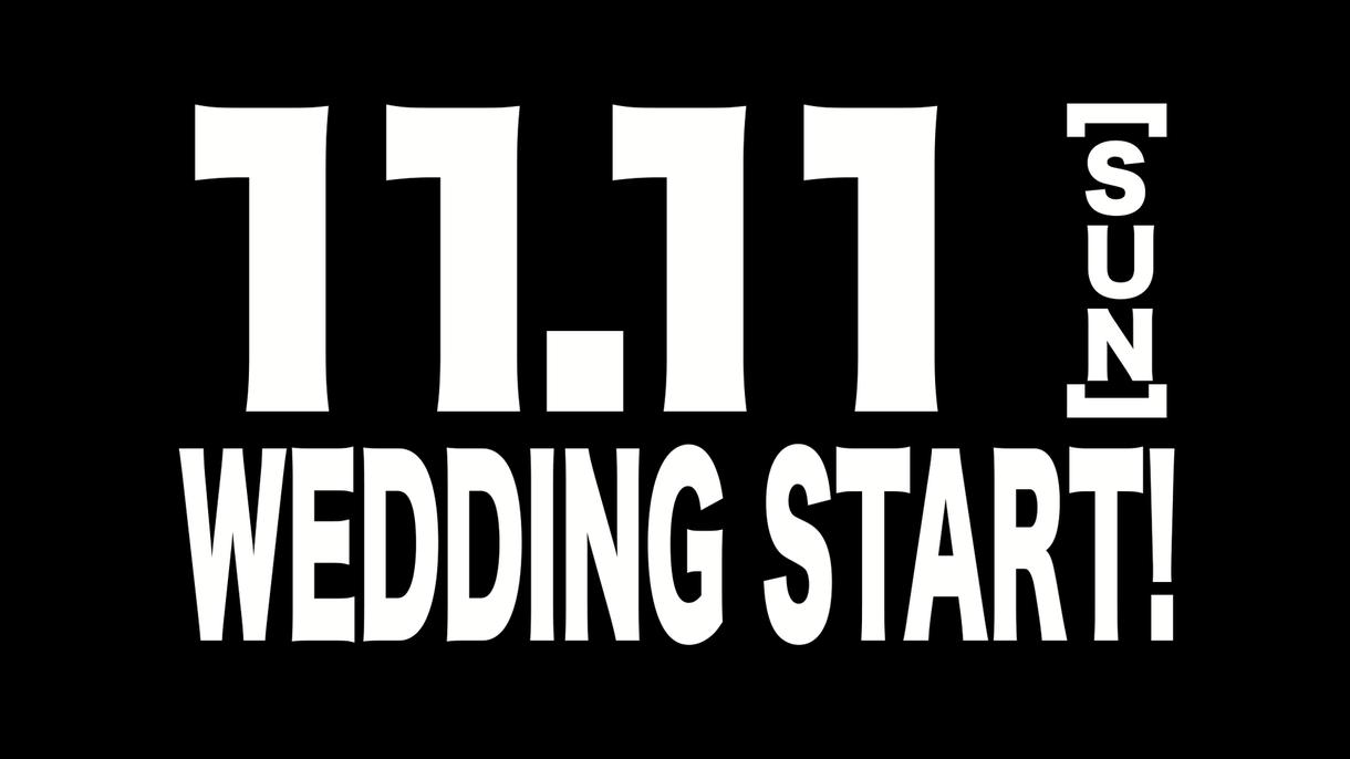 結婚式パロディ【名探偵 vs 大泥棒】作ります 大人気!結婚式を華やかにしてみませんか?