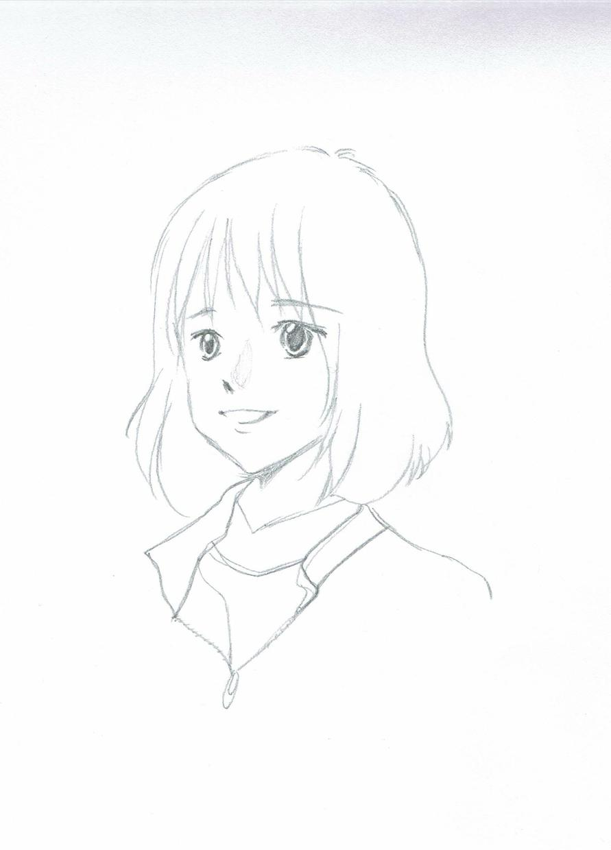 最短20分(当日仕上げ)鉛筆描きイラスト承ります えんぴつ描きイラストが欲しい方、素材が欲しい方、お急ぎの方