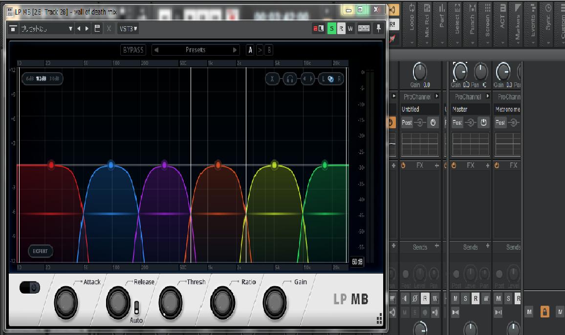 楽曲のミックス、マスタリング致します あなたの曲をプロクオリティの音にします