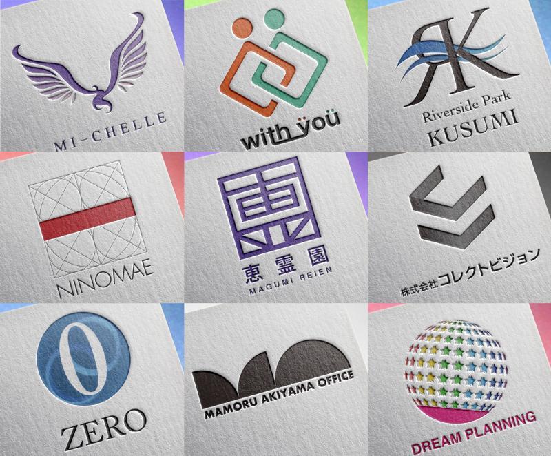 プロデザイナーが修正無制限でロゴをお作りします ラフ案8案以上保証!途中キャンセルもOK!修正も上限無し!