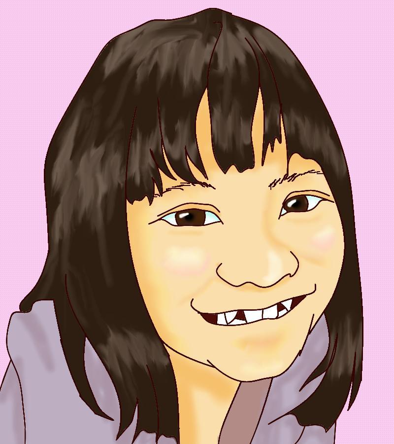 アイコン・名刺に☆画像を元に似顔絵をかきます(パソコン描き)