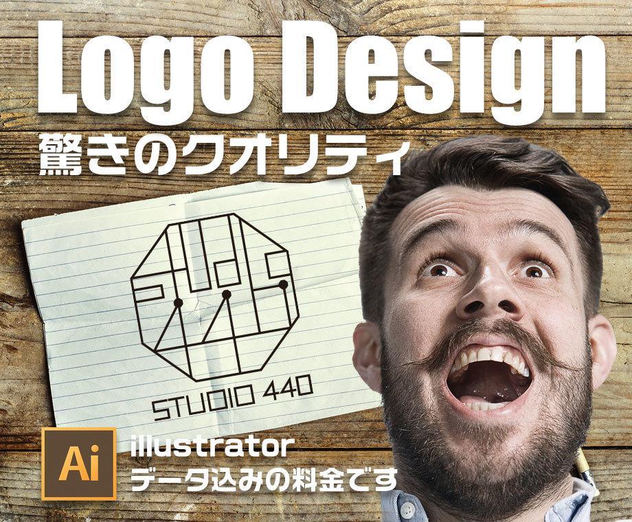 プロのデザイナーがココロを込めてロゴを作成します 永く愛されるインパクトのあるロゴをお手軽価格で作成いたします