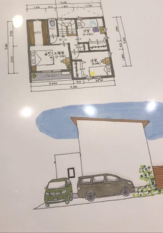 お家の間取りやカッコいい外観作成致します お家作りにお困りのあなたへ。設計士がお家のアドバイスします