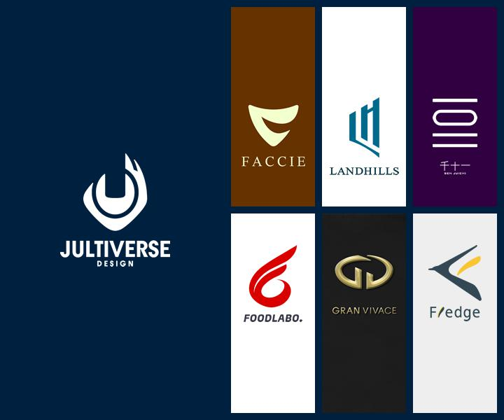 世界に通用する洗練されたオリジナルロゴを制作します 実績豊富なプロのデザイナーが一つ上のブランディングをお手伝い