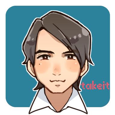 ◆お写真からアニメ風のポップな似顔絵を作成いたします◆