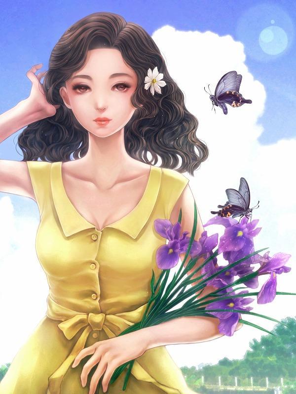 リアル・美麗系の一枚絵を制作いたします!