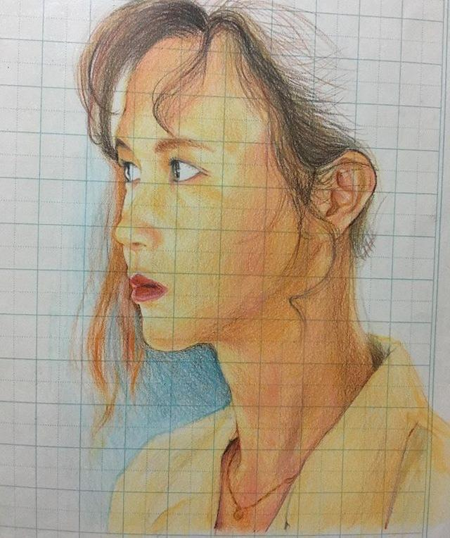 リアルな似顔絵描きます 丁寧に真心を込めてお描きします!
