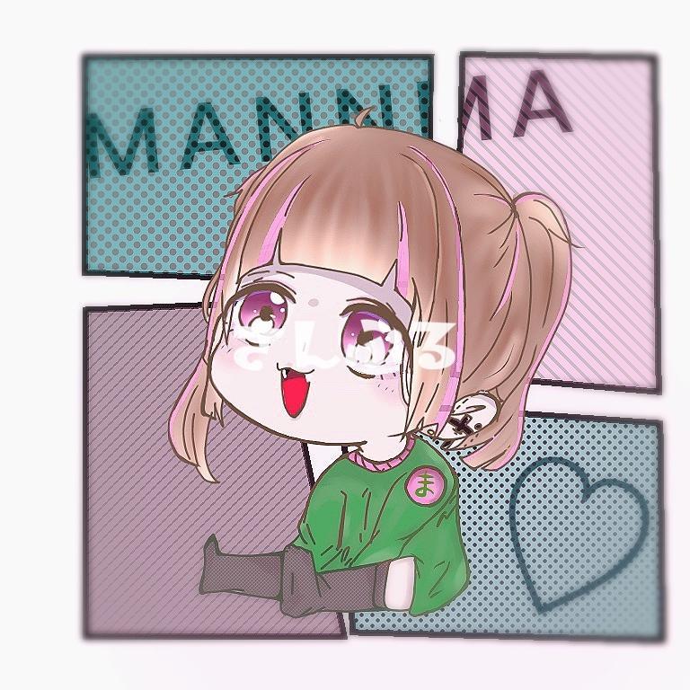 癒しのミニキャラアイコンを素早く描きます ☆SNSアイコン☆可愛いデフォルメキャラを安さと速さで届る!