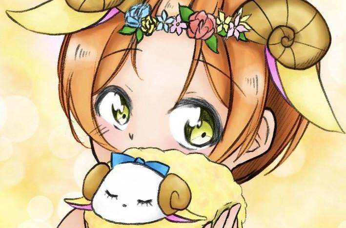 可愛い女の子のアイコン、イラストお描きします 可愛い女の子のアイコンが欲しいあなたに!