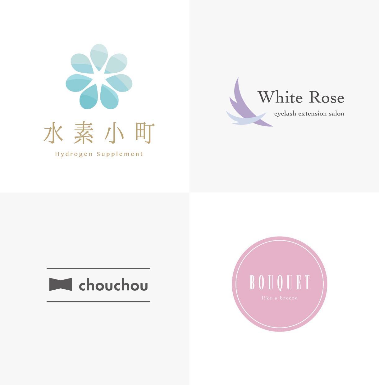 あなたのサービスの顔になるロゴをデザインします デザイン事務所出身デザイナーが、あなたの理想を形にします!