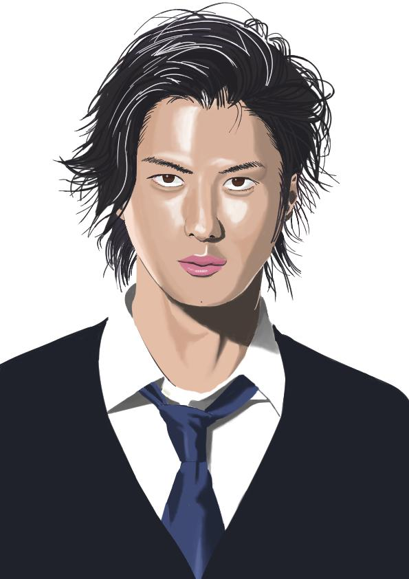 リアルタッチな似顔絵描きます 有名人から人気youtuberまでなんでも描きます。