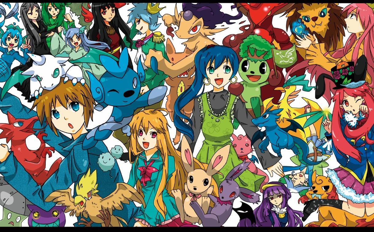 モンスター限定 キャラクターデザイン描きます ファンタジー系、妖怪系モンスターはお任せ下さい!