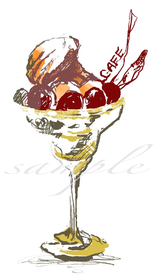 おしゃれで落ち着いたタッチのイラスト描きます 繊細な色合いとインクペンで洒脱に仕上げます!