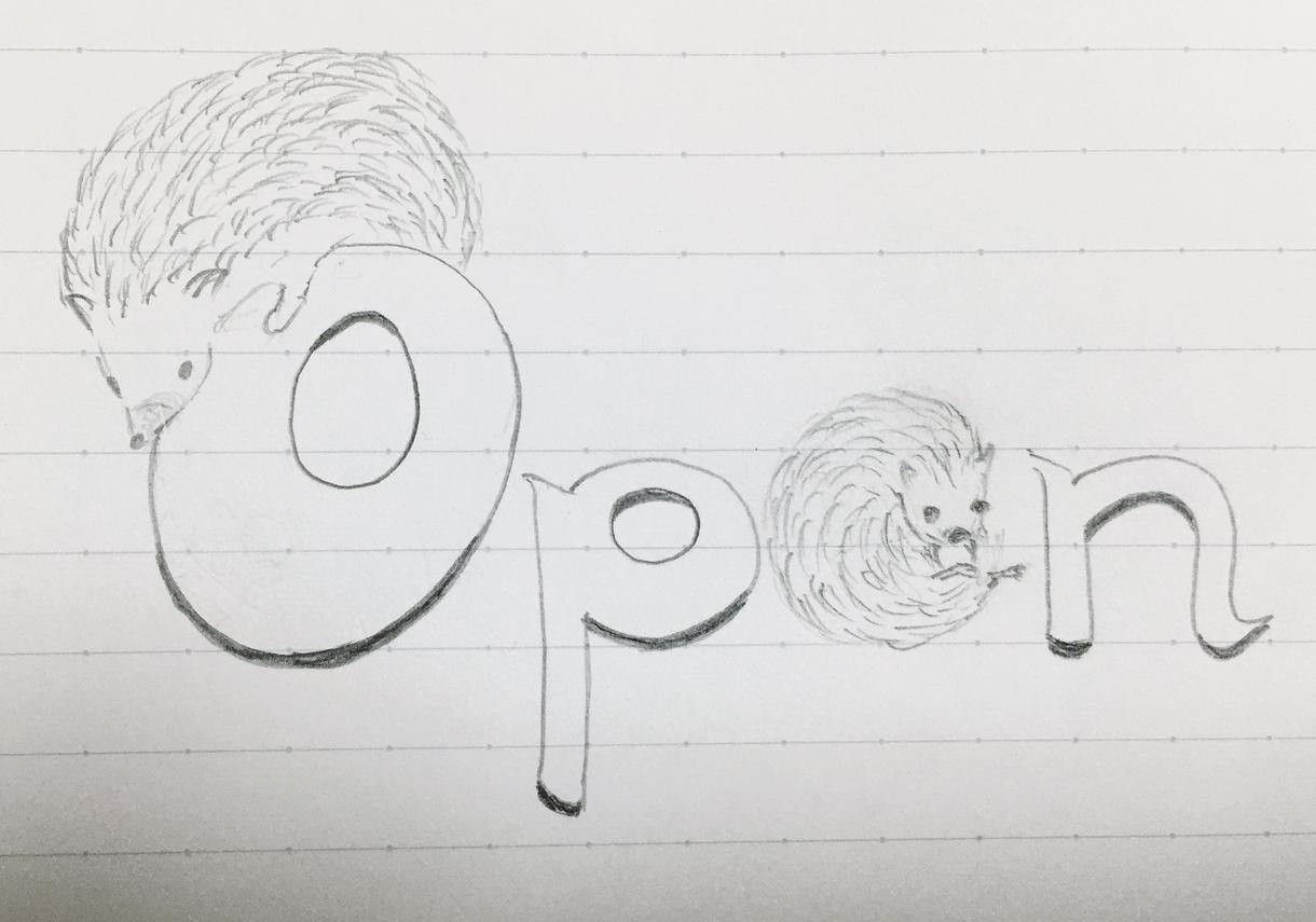 ロゴデザイン承ります オリジナルの字体、デコレーションでデザインします イメージ1