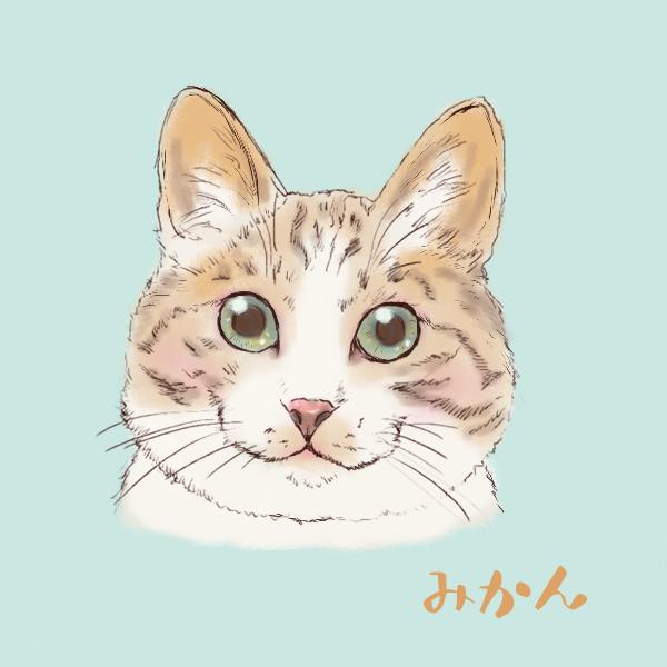 ペットの似顔絵、生き物のアイコン描きます ♪生き物ならなんでも描きます☆