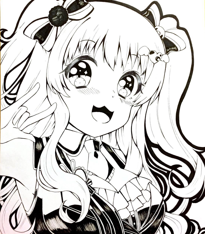 キャラクターの色紙描きます 一点物が欲しい方に色紙描きます!
