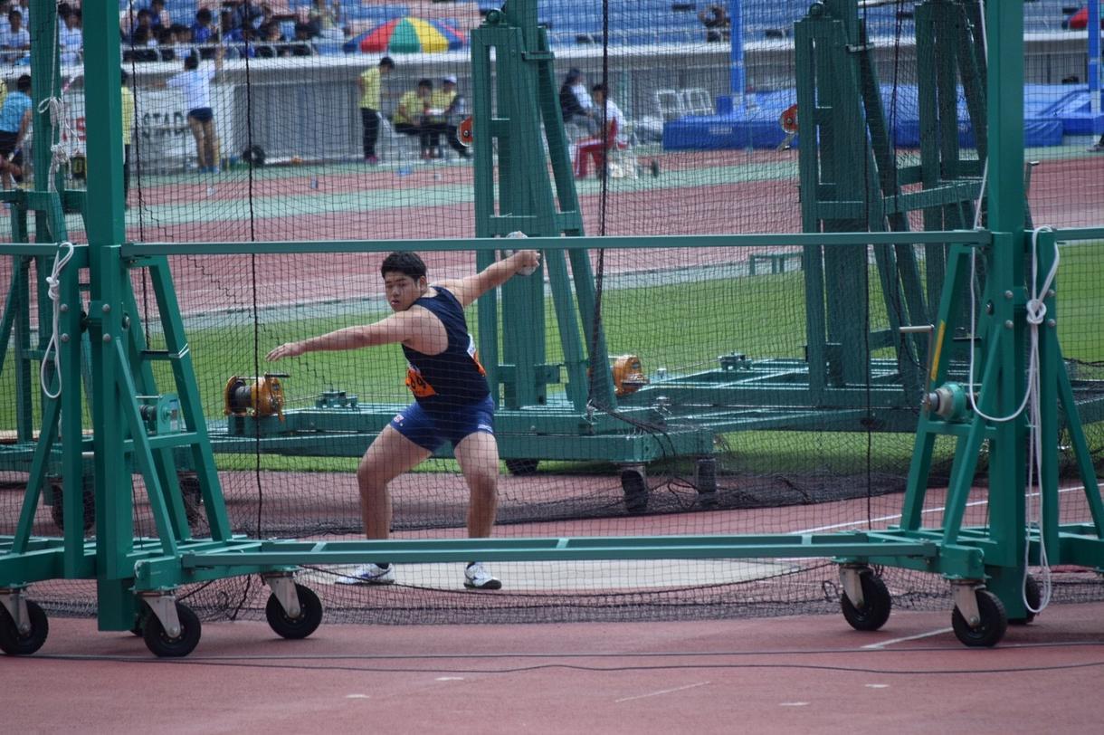 陸上競技の投擲種目のコーチングをします 日本選手権出場全国大会表彰台経験者がわかりやすく指導します。
