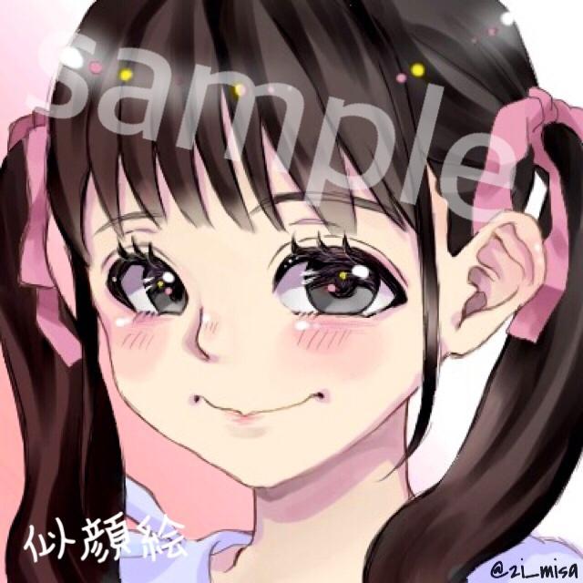 Twitterのヘッダーイラスト描きます 似顔絵や女の子キャラクターのイラストを求めている方に!