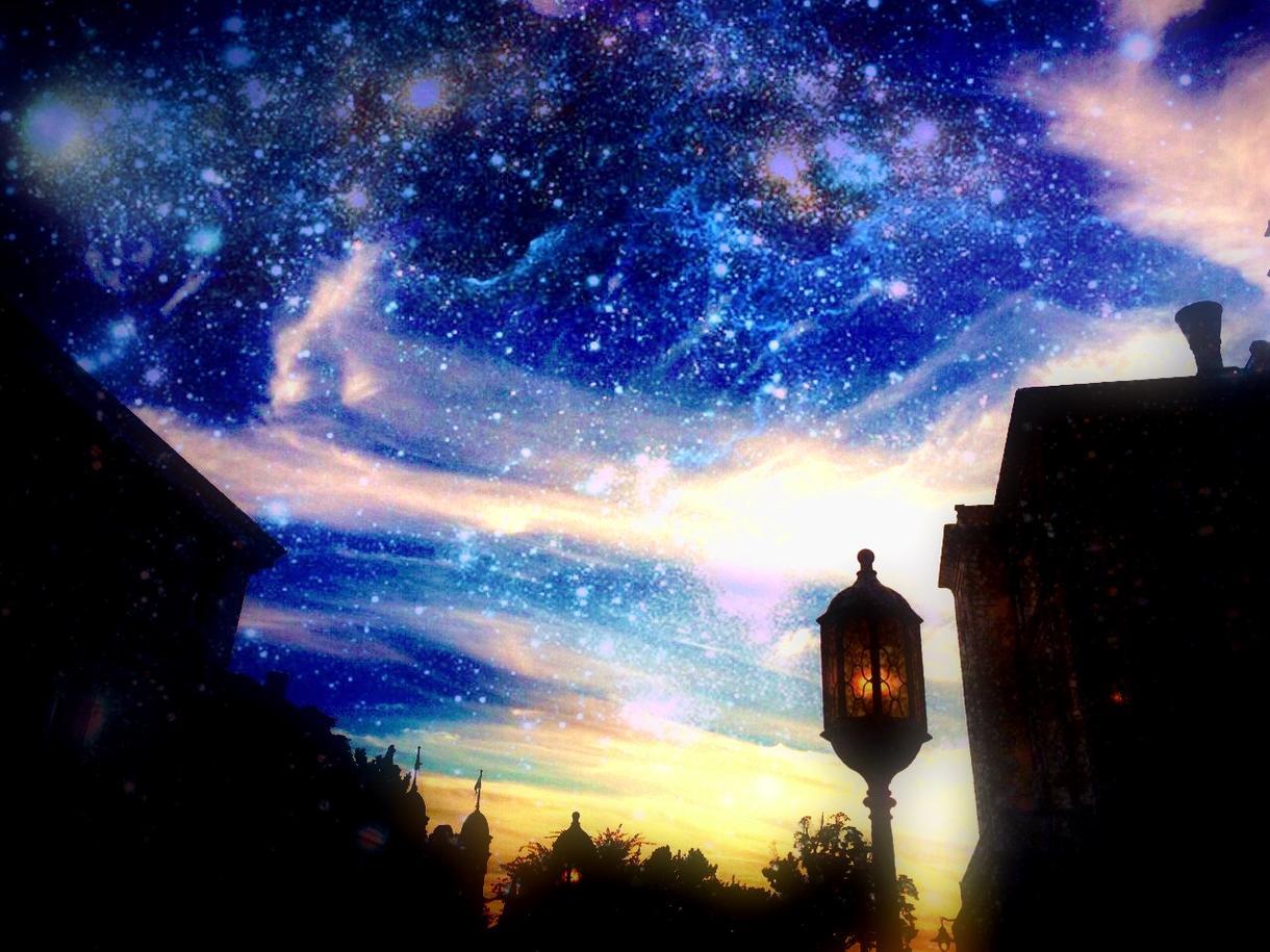 激安即納*宇宙加工します お気に入りのお写真、きらきら綺麗に彩ってみませんか?