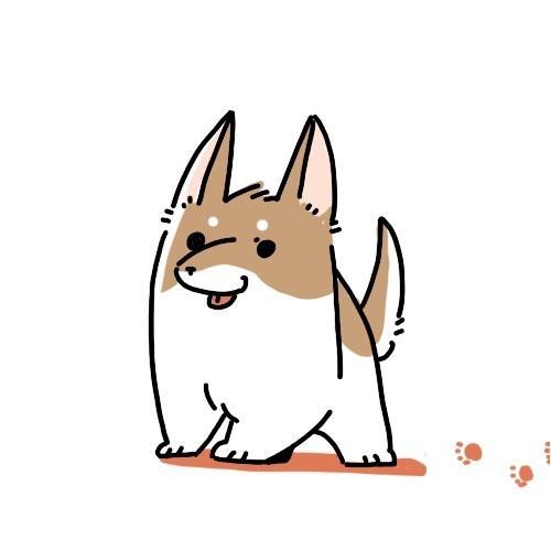 可愛いデフォルメキャラクターを描きます あなただけのSNSアイコンに!