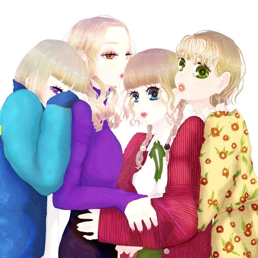 あなたが望むままのイラストを描きます 艶やかで鮮やかな美少女はいかがですか?