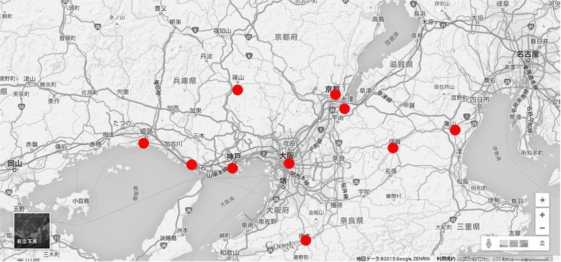 【EXCEL】マクロで地図など、自動でトリミングします(最大50個) 最短即日!