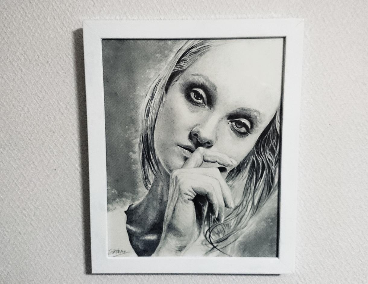 似顔絵、イラスト描きます。