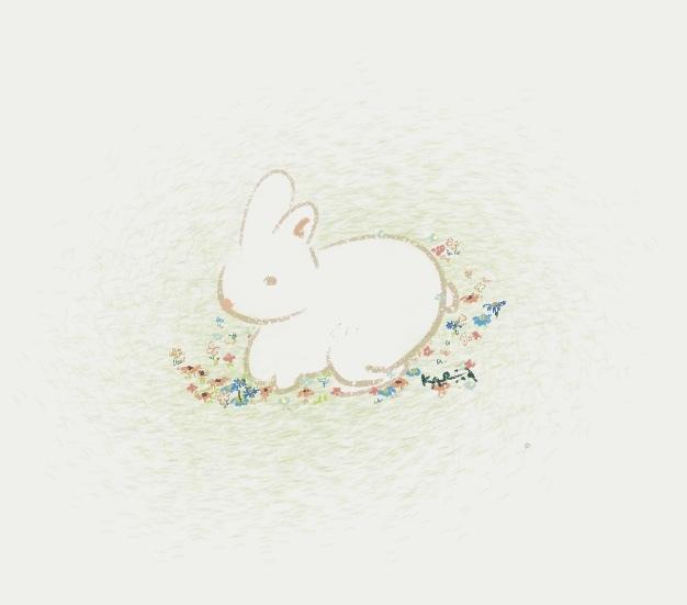スマホの待ち受けイラスト描きます ほんわかした雰囲気のイラストです。待ち受けやプレゼントに。 イメージ1
