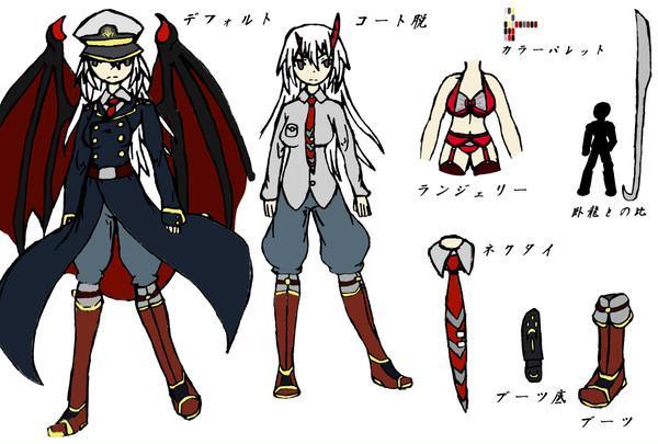 アナタのオリジナルキャラクターを描きます 過去に思い描いたオリジナルキャラクター、変わりに実現させます