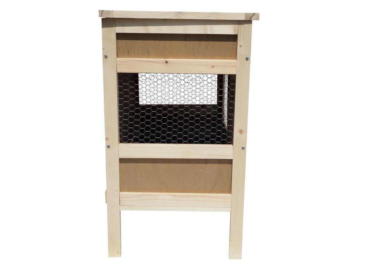 おしゃれなうさちゃんゲージ作ります 木製ゲージでお部屋のインテリアに合います