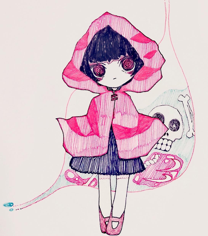 Twitterのアイコンなどのイラスト承りますます 可愛らしくていねいに、描きます。