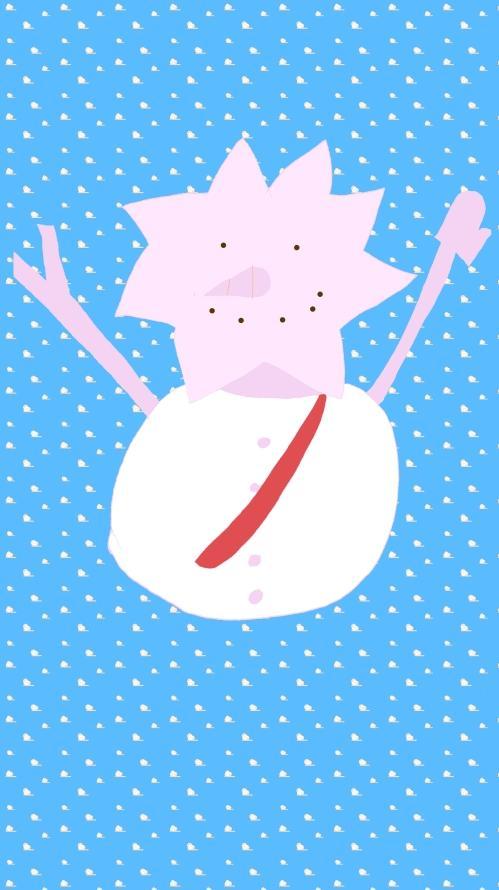 ♪あなたの写真を元にコンペイ太郎(オリジナルキャラ)風に描きます!♪