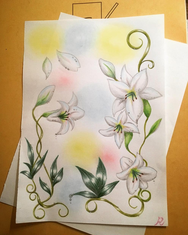 多彩な絵をご所望の方々へオススメ致します 1枚1枚心を込めて描いています。