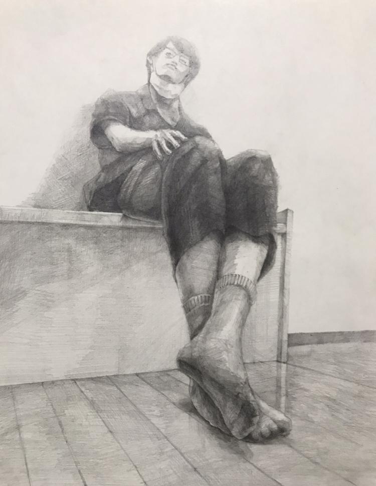 イラスト・ファインアート・似顔絵描きます ファインアートが得意です。とにかく描きます。