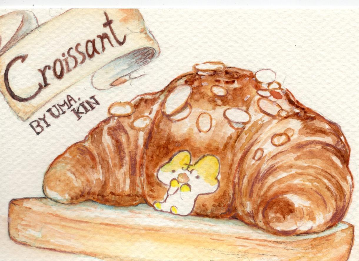 かわいい食べ物やゆるキャラを描けるます 人物や、犬猫・動物などイラストを得意としています。
