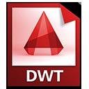 AutoCADのテンプレート作成します レイアウト、異尺度対応、レイヤー設定、属性定義などなど