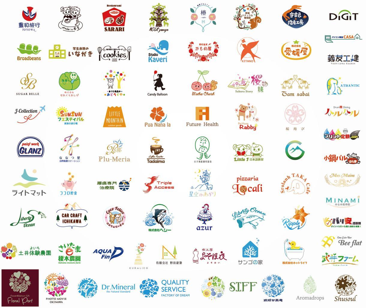 ロゴイラストの作成します 会社やお店・チームのロゴやお店・会社のロゴイラスト作ります!