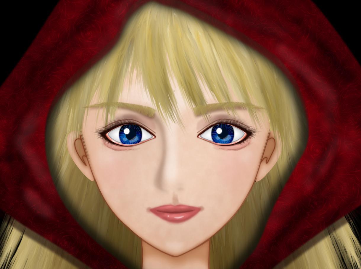 SNS用のオリジナルアイコンを描きます どちらかというと綺麗めなイラストを描きます。美人、かわいい。 イメージ1