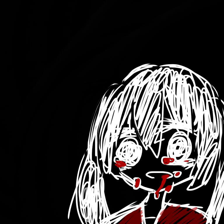 闇、メンヘラ向けアイコン、ヘッダー描きます 病み垢さん、愚痴垢さん、メンヘラさんにおすすめ。