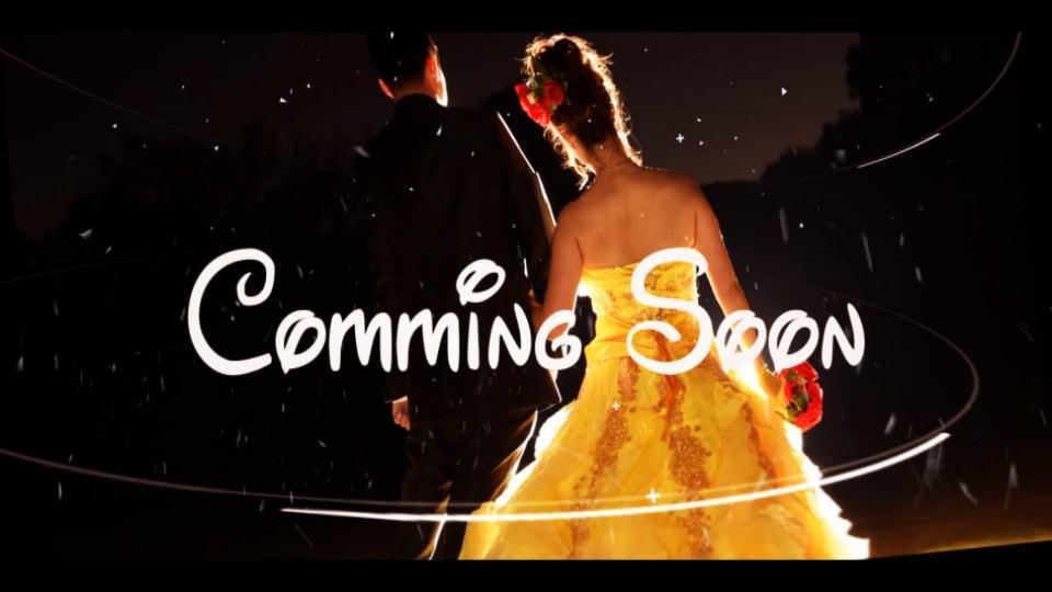オープン記念割引!泣ける結婚式ムービー作成します 短編映画の作成も経験、ご希望に添えるムービーを作成。
